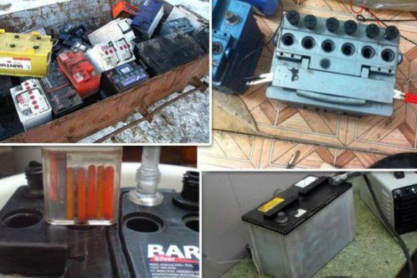 Причины списания аккумуляторных батарей