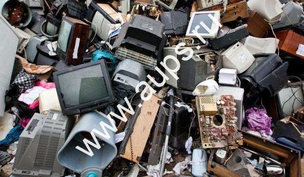 Все об утилизации электроники и оргтехники